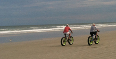 daytona bikers by lisa ritchie