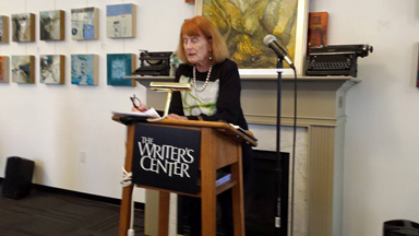 lisa ritchie at the writers center